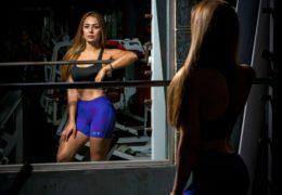 Jak ładnie wyglądać na treningu fitness?